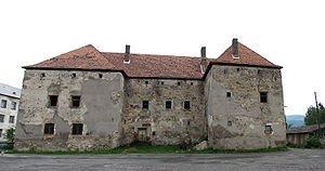Чинадієвський замок