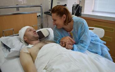 Кохання лікує: Подружжя мріє прожити разом 100 років!
