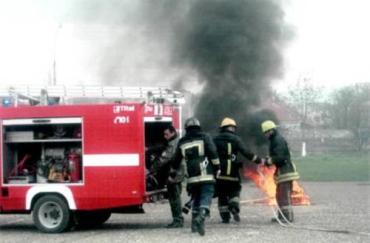 """В Ужгородській школі стався """"землетрус"""", який викликав пожежу"""
