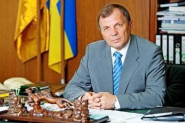 Мэр Ужгорода поздравил горожан с Новым 2012 годом