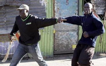 На границе Закарпатья задержали трех нелегалов из Сомали