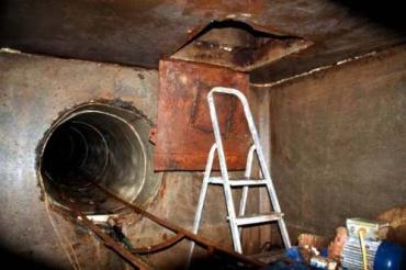Словаков шокировал 700-м подземный тоннель из Ужгорода