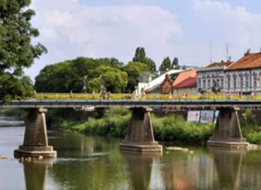 Выставка фотографий в Ужгороде посвящена Дню Дуная