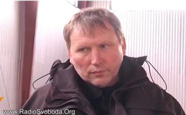 Сотник 11 сотни Майдана Анатолий Жорновой