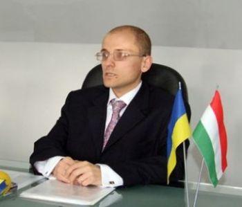 Консул України в Угорській Республіці (м. Ніредьгаза) Ален Панов