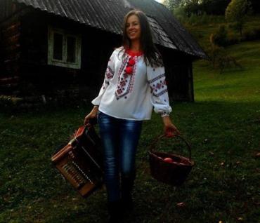 Девушка из закарпатского села Марина Сойма стала участницей реалити-шоу