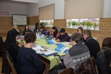 На базе интерната «Парасолька» состоялась презентация Всеукраинской кампании