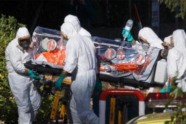 Минздрав работает над тем, что смертоносный вирус не попал в Украину