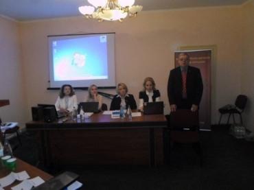 Участие в семинаре приняли около тридцати судей Закарпатья