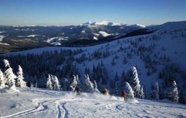 В Закарпатской области горнолыжный сезон уже начался