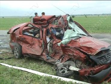 В ДТП на Хмельнитчине пострадало 14 человек