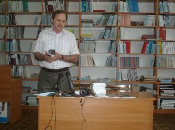 Мирослав Дочинець розповів про своє рідне Мукачево