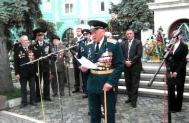 Закарпатец Борис Сакара - ветеран Великой Отечественной войны