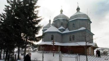 Дерев'яна церква в Карпатах - об'єкт світової культурної спадщини