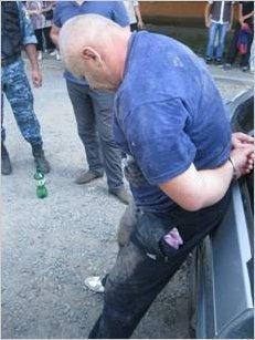 Арест наркодиллеров в пригороде Ужгорода