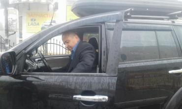 Ужгород. Підпилий водій престижного авто ледь не збив дитину