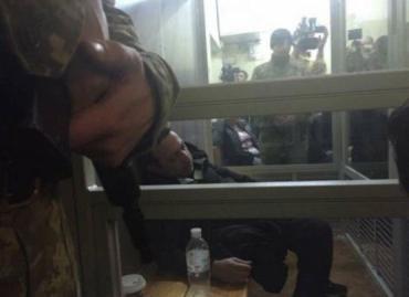 Только что Геннадий Корбан был освобожден в зале суда
