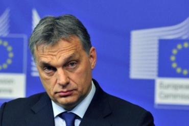 Об этом ультиматумиме заявил премьер-министр Венгрии Виктор Орбан