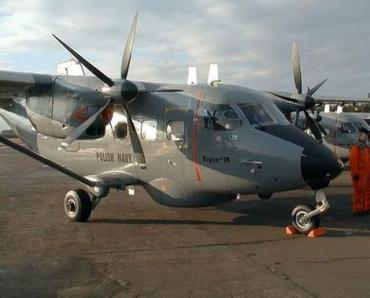 Катастрофа военного самолета в Польше, погибли 4 человека