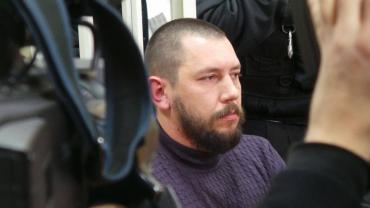 Колишній керівник Правого Сектору Закарпаття Олександр Сачко