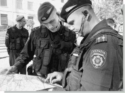 Группа крымских спецназовцев в ближайшее время отправится в Закарпатье