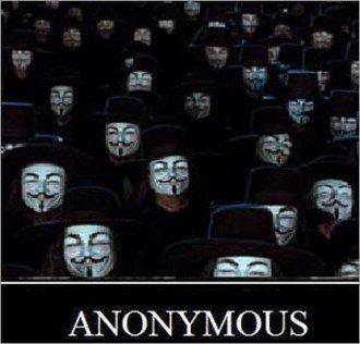 Хакерская группировка Anonymous покажет себя во всей красе 31 марта