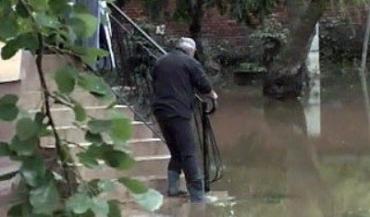 Столицу Польши непрерывно заливает водой