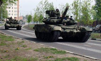 В Колочаві на День села їздитиме танк