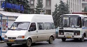 В Ужгороде водители маршруток массово и таинственно исчезают