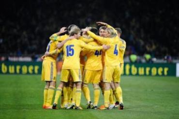 Рейтинг ФИФА: сборная Украины снова обошла сборную Франции