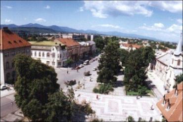 Город Тячев - лучший город Закарпатской области