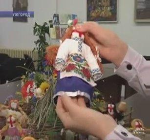 Лялька-мотанка зроблена власноруч - найкращий подарунок на новорічні свята