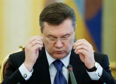 Госбюджет с ценой газа в $416 подписан Януковичем