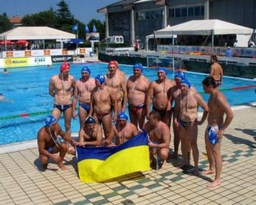 Ужгородцы достойно выступили на ЧМ по водным видам спорта