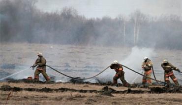 Знойная погода в Закарпатье прибавила работы спасателям