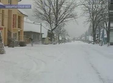 В Закарпатье живут потомки австрийских дровосеков