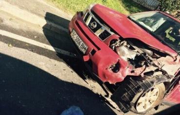 Жахлива аварія на карпатському перевалі