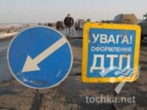 ДТП на Ровенщине: на трассе Киев-Чоп столкнулись две фуры и две легковушки