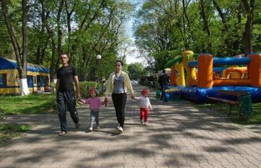 Боздошский парк - лучшее место для отдыха взрослых и детей