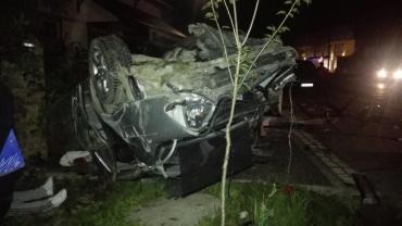 Закарпаття. Водій і його 25-річний пасажир загинули на місці