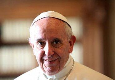 Папа Римский Франциск собирается на Донбасс