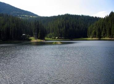 Синевирське озеро серед найоригінальніших озер України