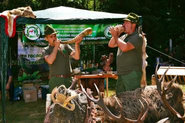 Міжнародний День мисливця на Закарпатті буде щорічним