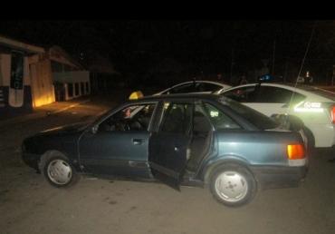 Ужгородська поліція розшукала трійцю підозрюваних у нічному грабежі