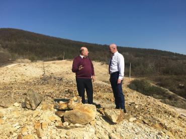 «Junior mining» компанія почне видобувати золото в Україні вже за кілька років