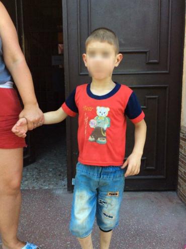 Дві мукачівки привели в поліцію малолітнього хлопчика