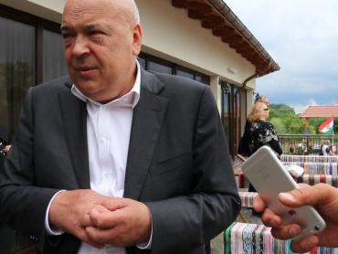 Геннадій Москаль не має мобільного телефону і не читає Інтернету