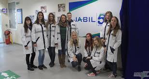 Компанія Jabil впроваджує передові інноваційні рішення разом із молоддю