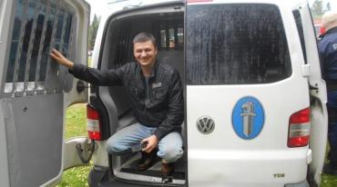 Як журналісти з Закарпаття ягоди у Фінляндії збирали