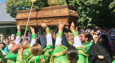 Святий Мойсей Угрин, Печерський – древньоруський святий, угорець, чернець